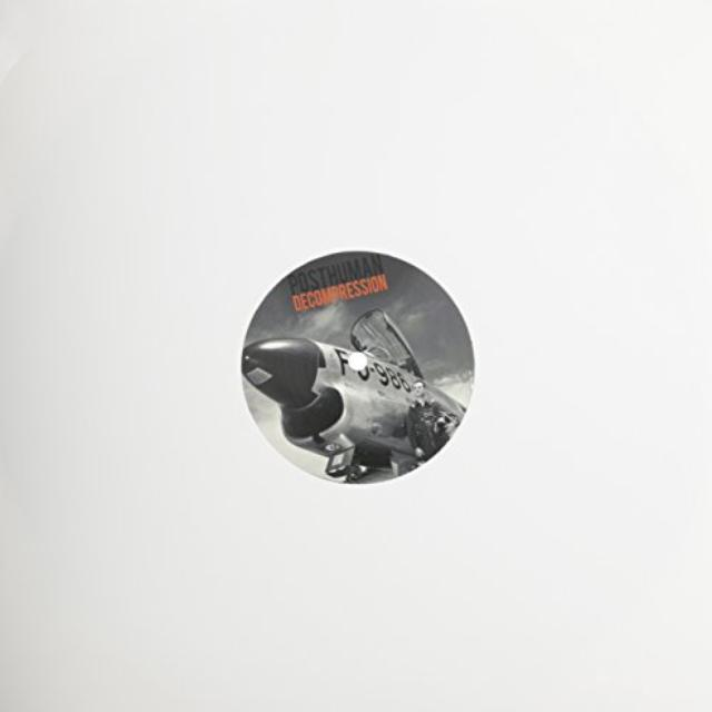 Posthuman DECOMPRESSION Vinyl Record - UK Release