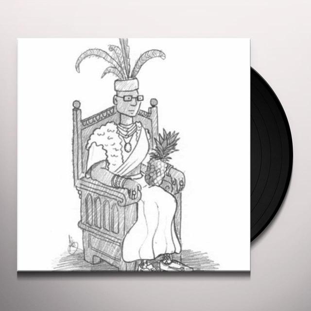 Floating Points KING BROMELIAD/MONTPARNASSE Vinyl Record