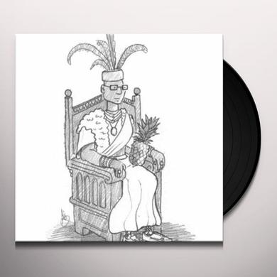 Floating Points KING BROMELIAD/MONTPARNASSE Vinyl Record - UK Import