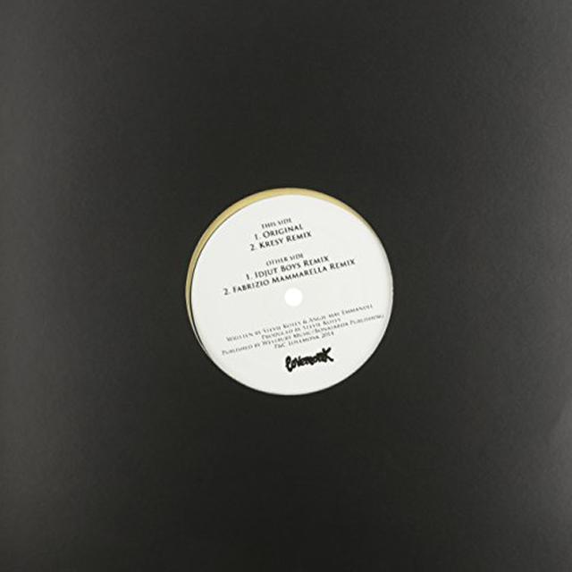 Knights Of Olde CAPRICORN MAN Vinyl Record