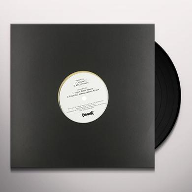 Knights Of Olde CAPRICORN MAN Vinyl Record - UK Import