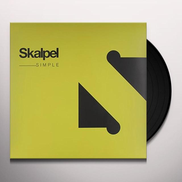 Skalpel SIMPLE EP Vinyl Record - UK Import