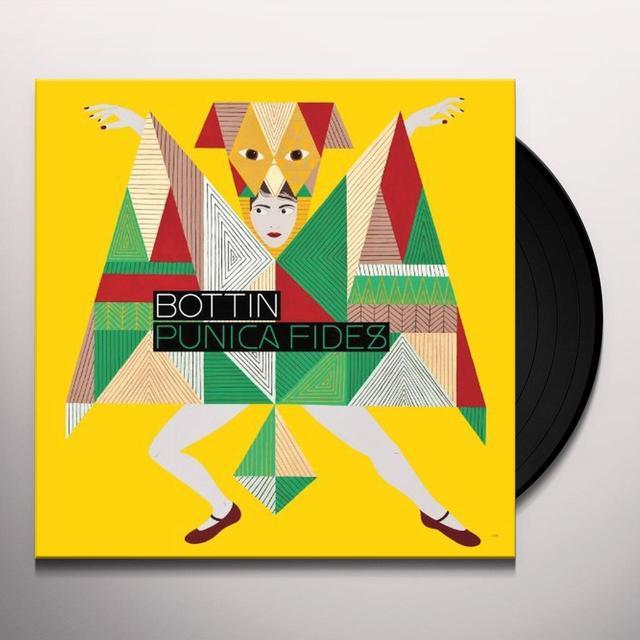 Bottin PUNICA FIDES Vinyl Record - UK Import