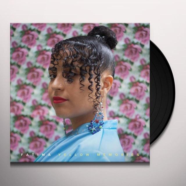 Fatima YELLOW MEMORIES Vinyl Record - UK Release