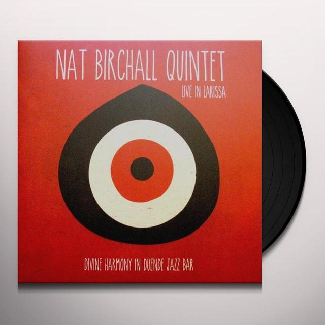 Nat Birchall LIVE IN LARISSA Vinyl Record - UK Import