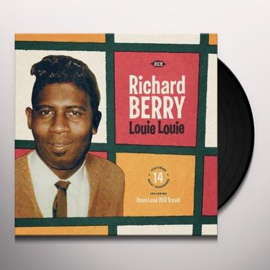 Richard Berry LOUIE LOUIE Vinyl Record