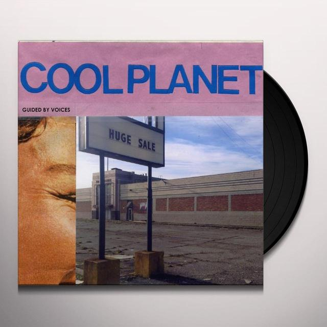 Guided By Voices COOL PLANET Vinyl Record - UK Import