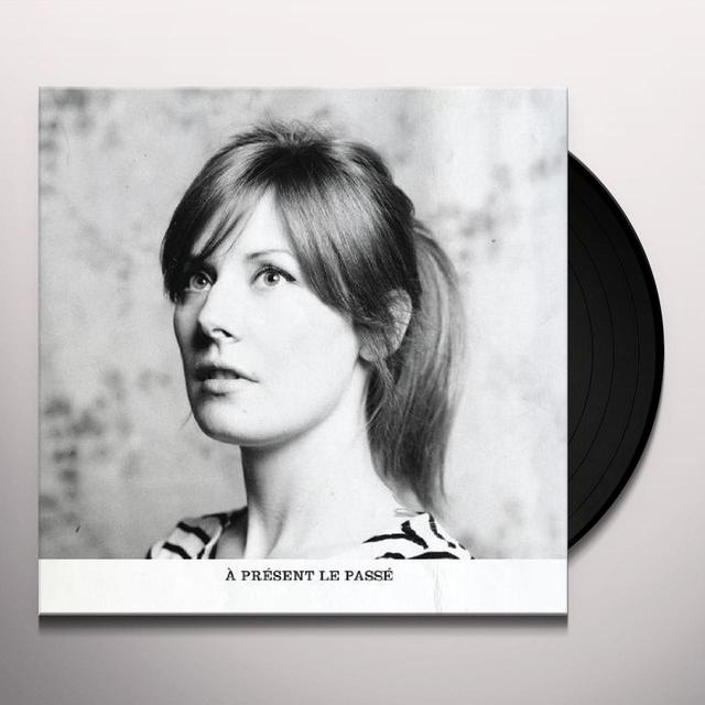 Laurence Helie A PRESENT LE PASSE Vinyl Record - Canada Import