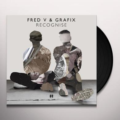 Fred V & Grafix RECOGNISE Vinyl Record - Canada Release