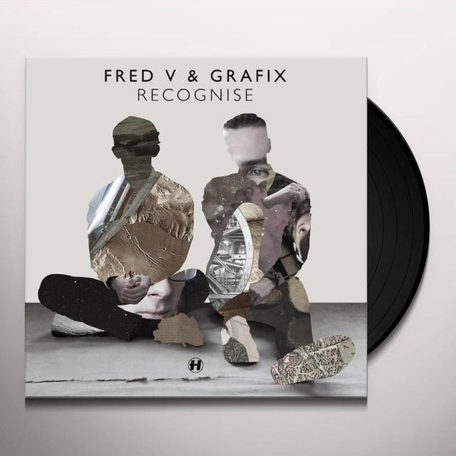 Fred V & Grafix RECOGNISE Vinyl Record - Canada Import