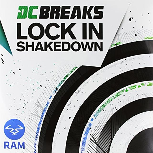 Dc Breaks LOCK IN/SHAKEDOWN Vinyl Record - UK Import
