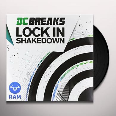 Dc Breaks LOCK IN/SHAKEDOWN Vinyl Record - UK Import