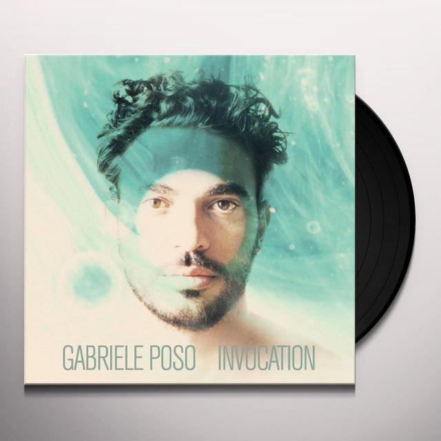 Gabriele Poso INVOCATION Vinyl Record