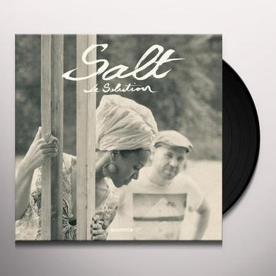 Salt LA SOLUTION Vinyl Record