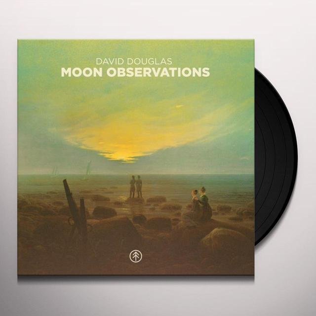 David Douglas MOON OBSERVATIONS Vinyl Record - UK Import