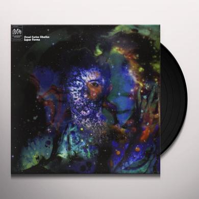 Orval Carlos Sibelius SUPER FORMA Vinyl Record