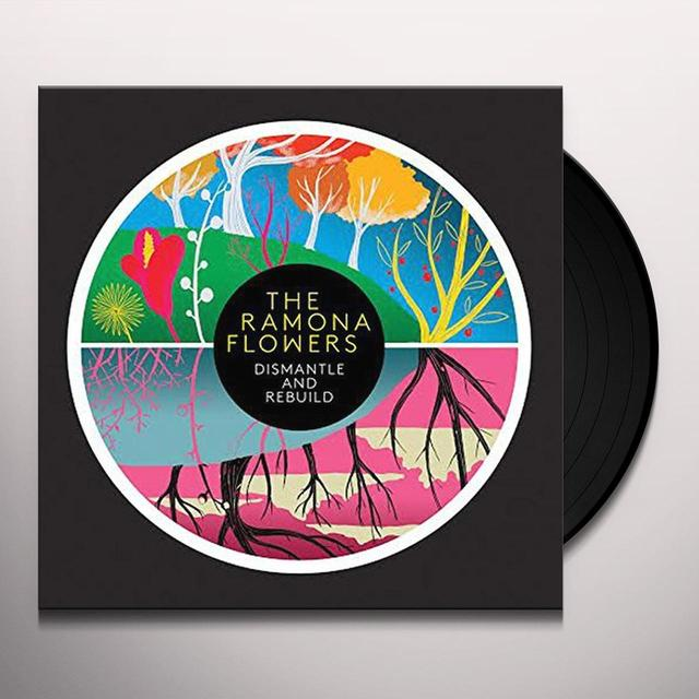 Ramona Flowers DISMANTLE & REBUILD Vinyl Record - UK Import