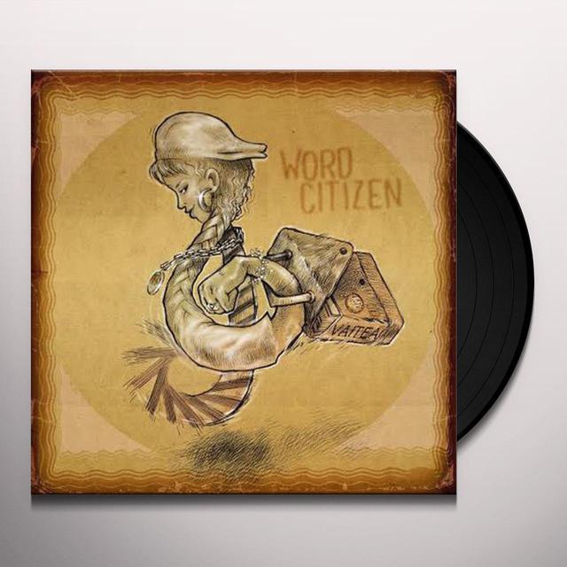 Vaitea WORD CITIZEN Vinyl Record