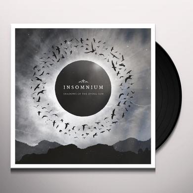 Insomnium SHADOWS OF THE DYING SUN Vinyl Record - UK Import
