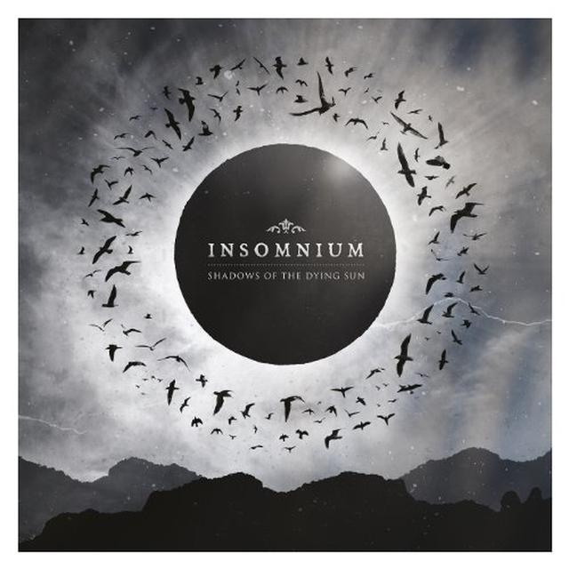 Insomnium SHADOWS OF THE DYING SUN Vinyl Record
