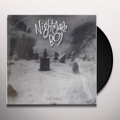 Nightmare Boy MARY/PARANOID Vinyl Record