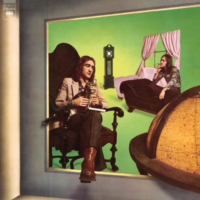 Dave Mason ITS LIKE YOU NEVER LEFT Vinyl Record