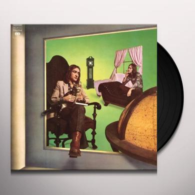 Dave Mason ITS LIKE YOU NEVER LEFT Vinyl Record - Holland Import