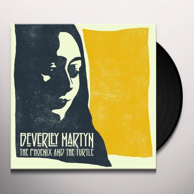 Beverley Martyn PHOENIX & THE TURTLE Vinyl Record