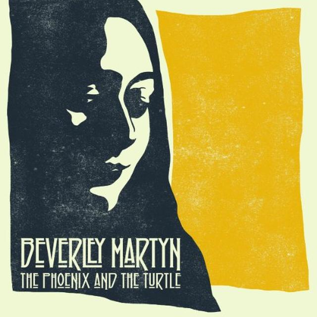 Beverley Martyn PHOENIX & THE TURTLE Vinyl Record - Holland Import