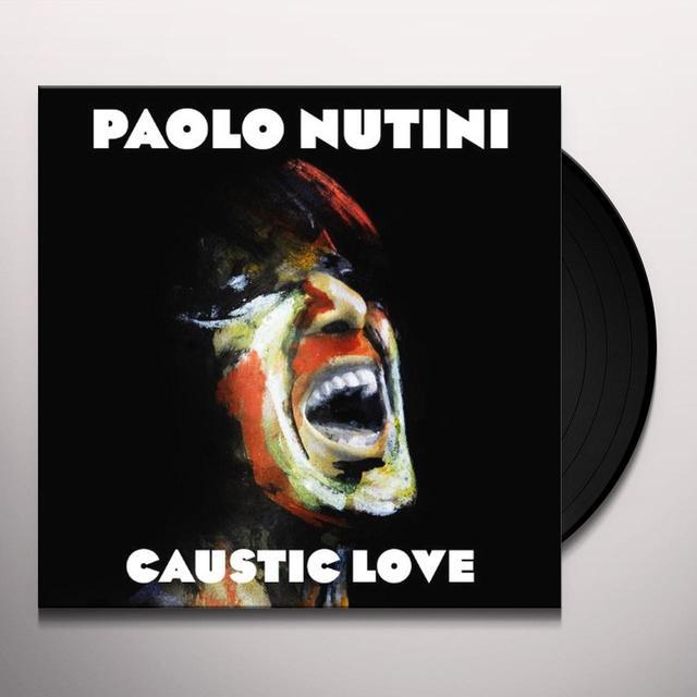 Paolo Nutini CAUSTIC LOVE Vinyl Record - UK Import