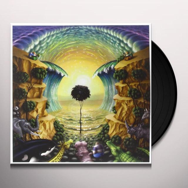 Caparezza MUSEICA Vinyl Record - Italy Import