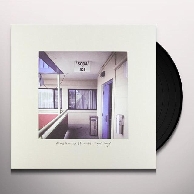 Michael Feuerstack & Associates 2014RSD: SINGER SONGER Vinyl Record - Canada Import