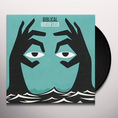 Biblical MONSOON SEASON Vinyl Record