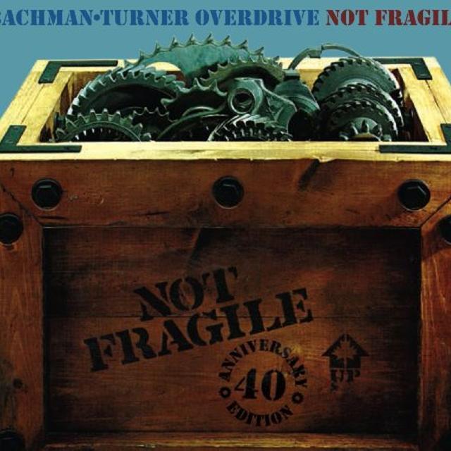 Bto ( Bachman-Turner Overdrive ) NOT FRAGILE (40TH ANN DLX VINYL) Vinyl Record