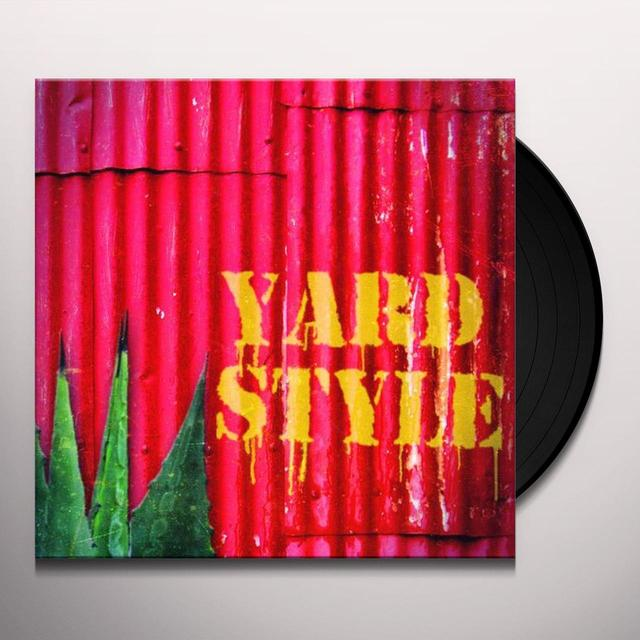 Big Sugar YARDSTYLE Vinyl Record - Canada Import
