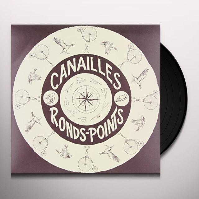 Canailles RONDS Vinyl Record - Canada Import