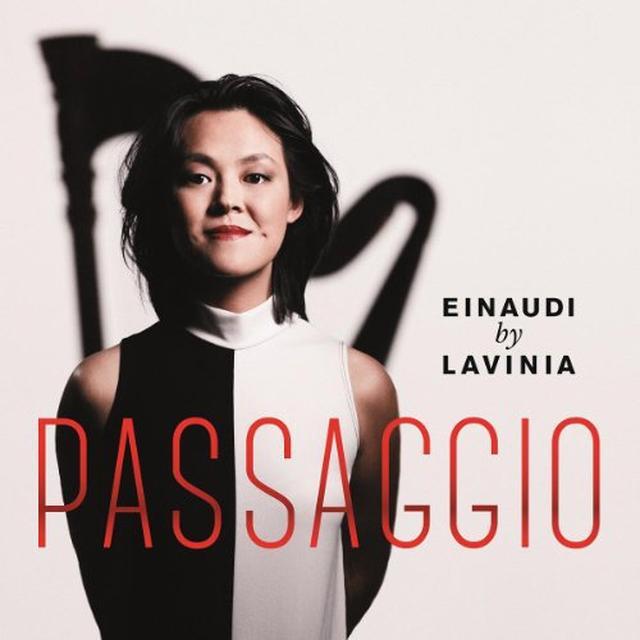 Lavina Meijer PASSAGIO:EINAUDI BY LAVINA Vinyl Record - Holland Import