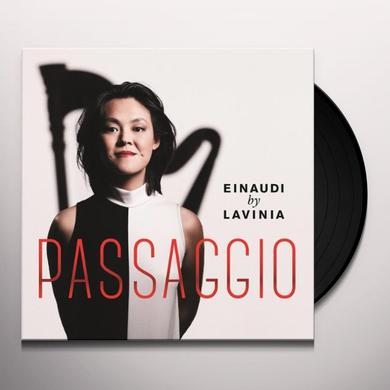 Lavina Meijer PASSAGIO:EINAUDI BY LAVINA Vinyl Record - Holland Import