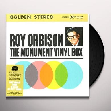 Roy Orbison MONUMENT VINYL BOX Vinyl Record - Holland Import