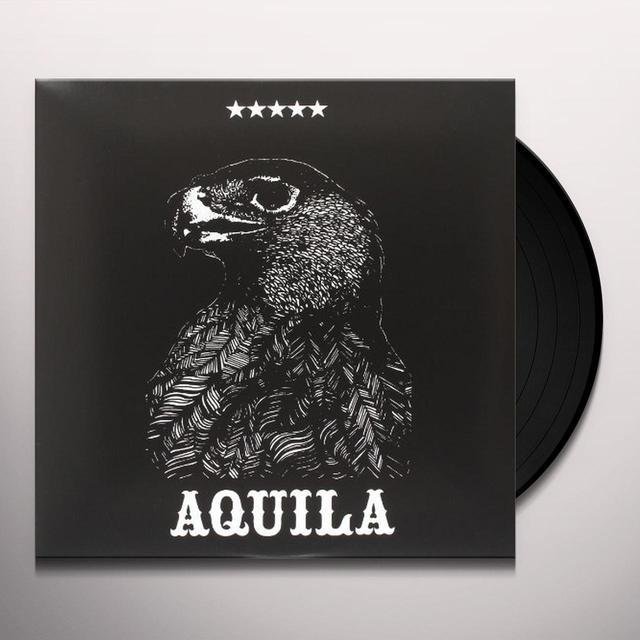 AQUILA Vinyl Record - Italy Import