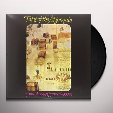 John/Warren John Surman TALES OF THE ALGONQUIN Vinyl Record