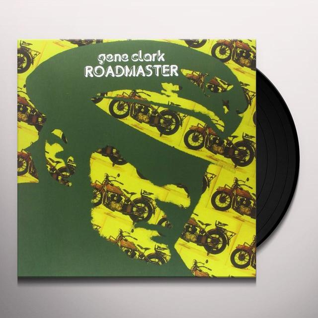 Gene Clark ROADMASTER Vinyl Record - Italy Import