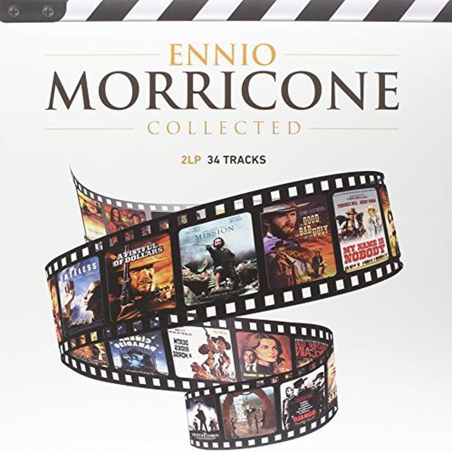 Ennio Morricone COLLECTED Vinyl Record