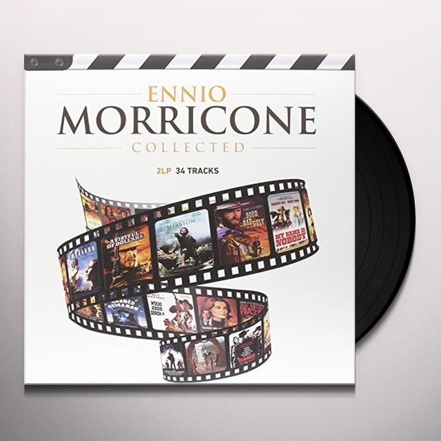 Ennio Morricone COLLECTED Vinyl Record - Holland Import