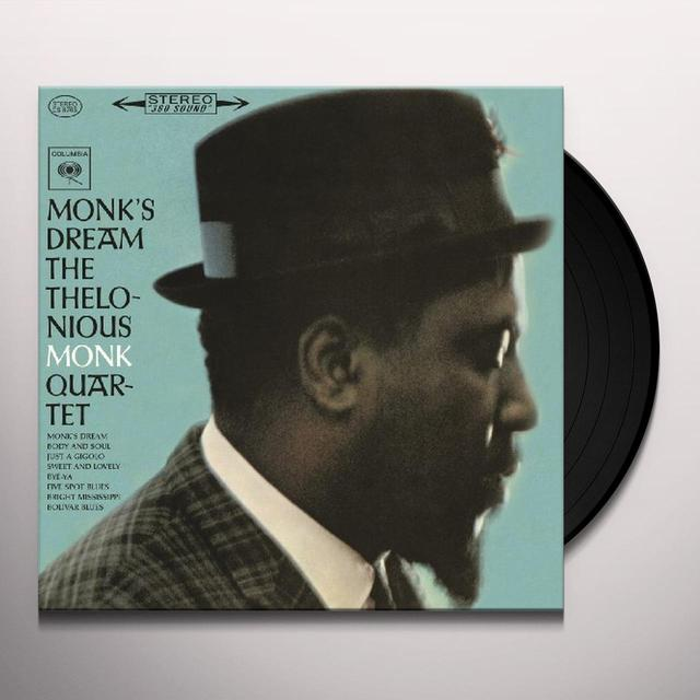 Thelonious Monk MONKS DREAM Vinyl Record