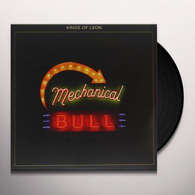 Kings Of Leon MECHANICAL BULL (GER) Vinyl Record