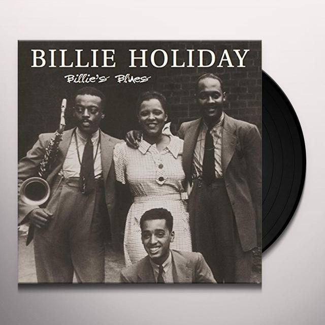 Billie Holiday BILLIE'S BLUES (Vinyl)