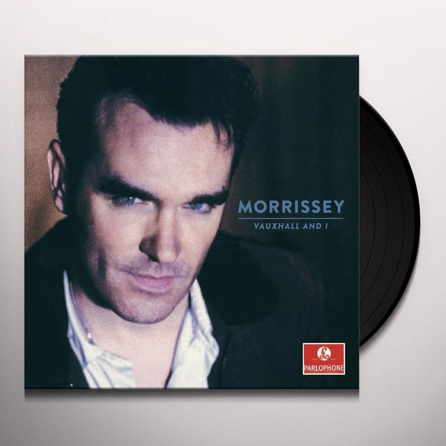 Morrissey VAUXHALL & I (20TH ANNIVERSARY DEFINITIVE REMASTER Vinyl Record