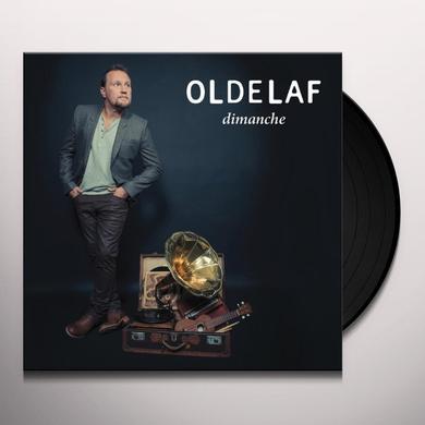 Oldelaf DIMANCHE Vinyl Record