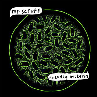 Mr. Scruff FRIENDLY BACTERIA Vinyl Record